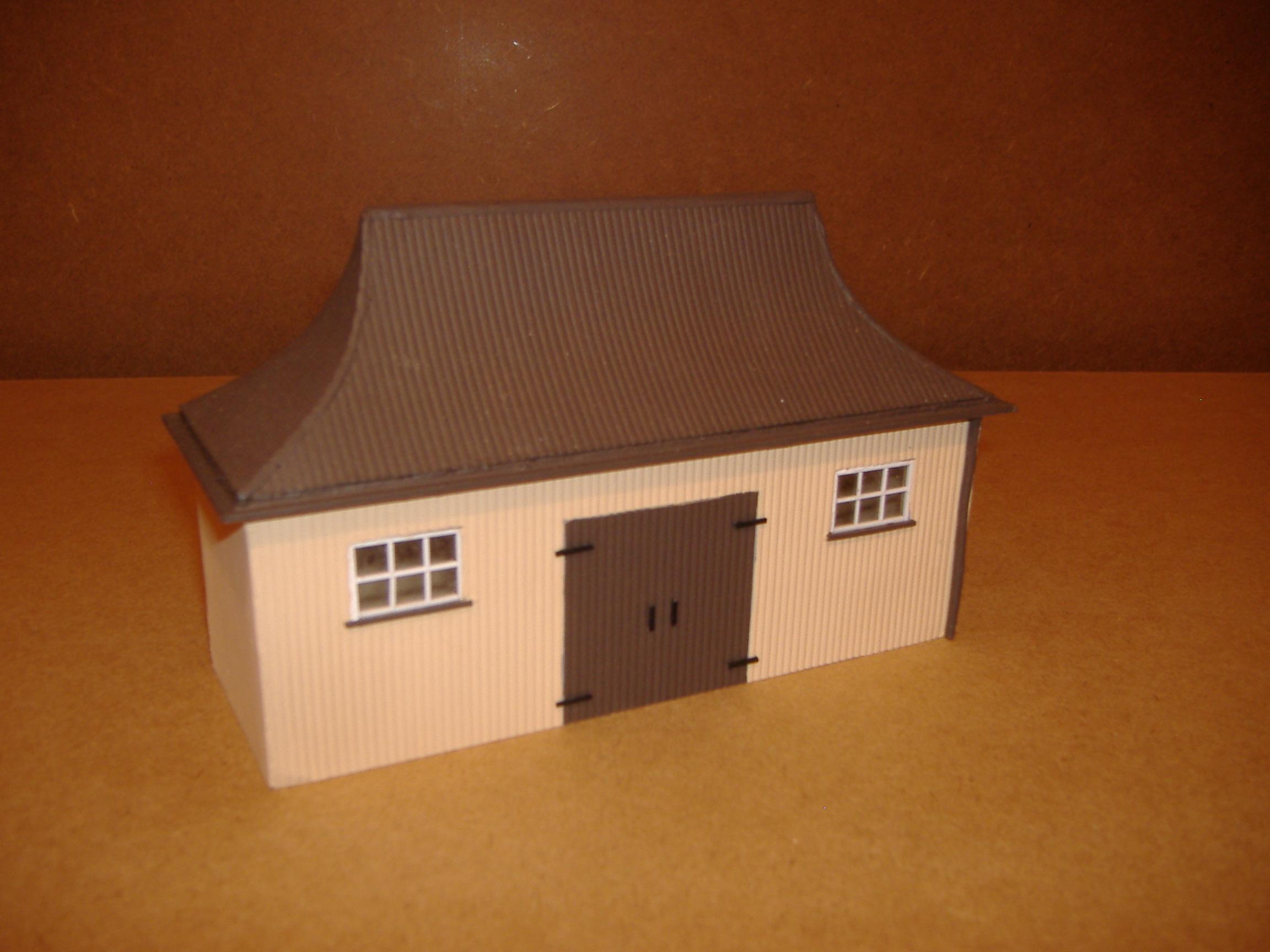 gwr pagoda shed
