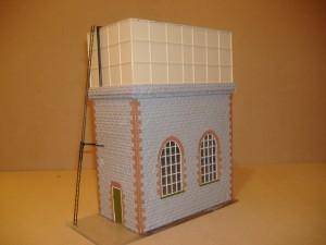 based on evercreech water tower
